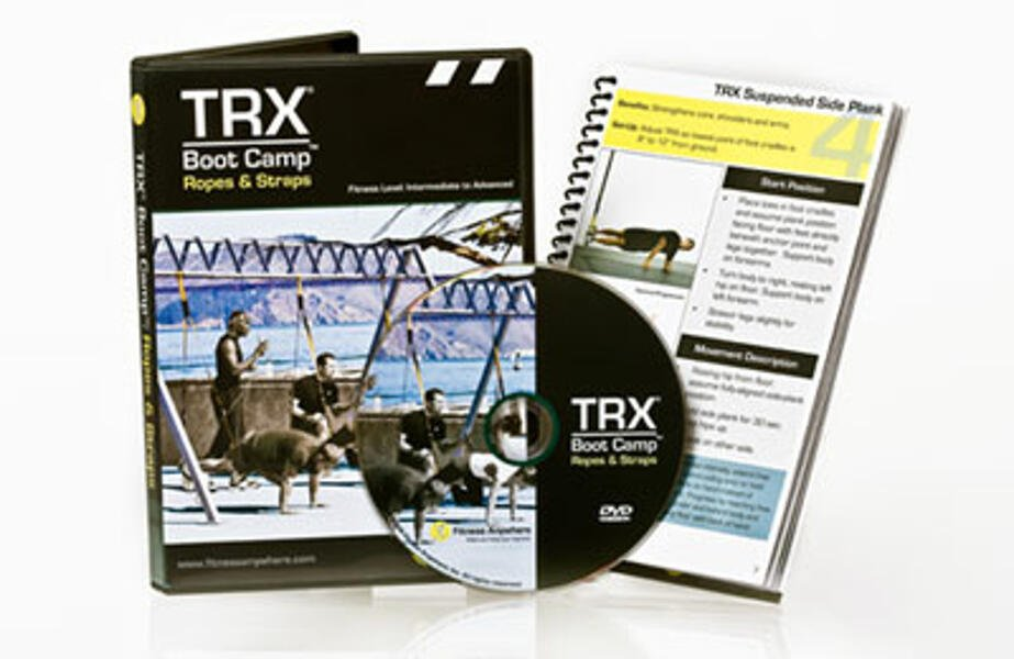 TRX TreningsDVD Boot Camp