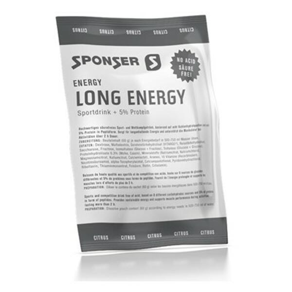 Long Energy Citrus Porsjon