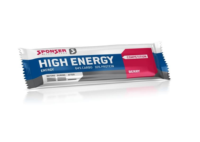 High Energy Bar Berry