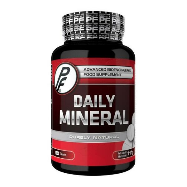 Daily Minerals 90 tabletter