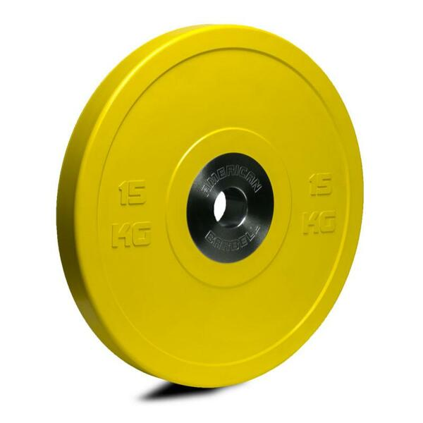 15kg Color Training Bumper Plate