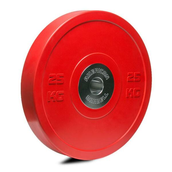 25kg Color Training Bumper Plate