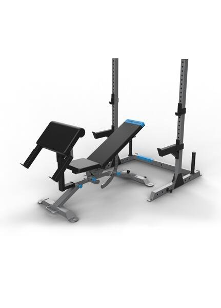ProForm Utility Bench With rack